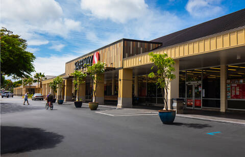 Aikahi Park Shopping Center