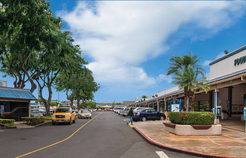 Waipio Shopping Center