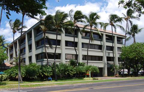 Kahului Office Building