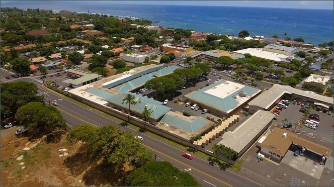 Lahaina Square Shopping Center