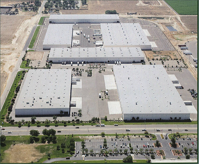 Midstate Distribution Center
