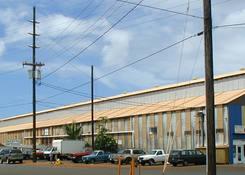 Port Allen Industrial: Port Allen Steel Warehouse - 1 of 1